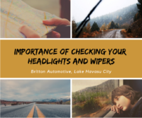 Importance of Checking Your Headlights and Wipers